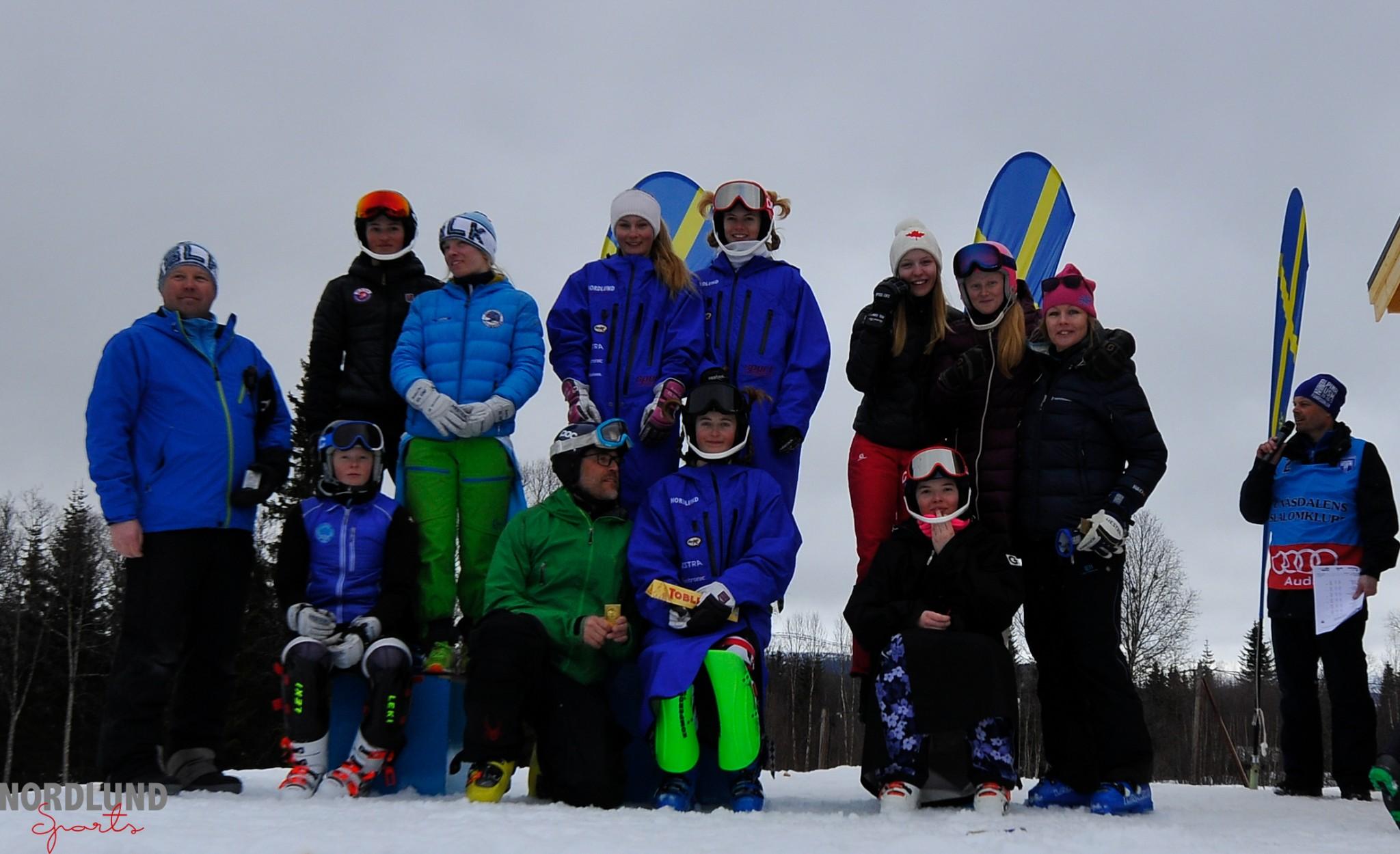 Lagguld U15 slalom